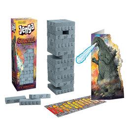 USAopoly JENGA: Godzilla Extreme Edition 6+