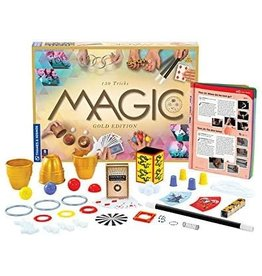 Thames & Kosmos Magic Gold Edition
