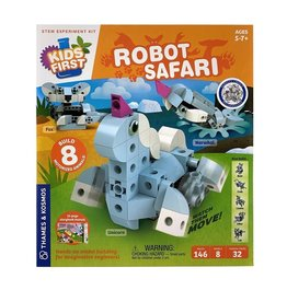 Thames & Kosmos Kids First: Robot Safari 5+