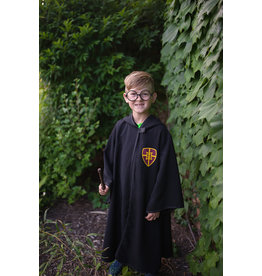 Great Pretenders Wizard Cloak & Glasses - size 7-8