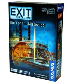 Thames & Kosmos Exit the Game: Theft on the Mississippi