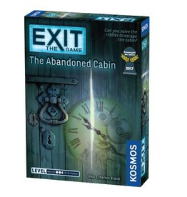Thames & Kosmos Exit the Game: The Abandoned Cabin