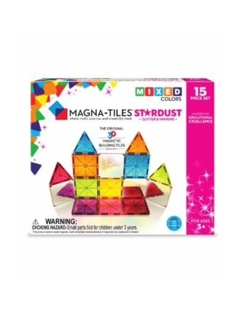 Magna-Tiles Magna Tiles Stardust 15 pc