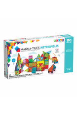 Magna-Tiles Magna Tiles Metropolis 110 pc
