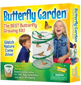 Insect Lore Butterfly Garden Original 3+