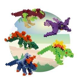Plus Plus Plus Plus Tubes - Dinosaurs 70 pcs