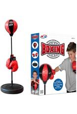 National Sporting Goods Free Standing Junior Boxing Set