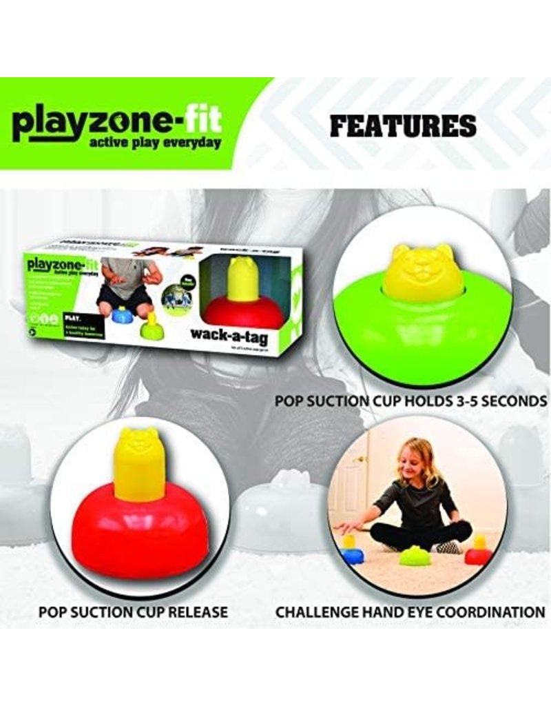 Playzone-Fit Playzone-Fit Wack-a-Tag