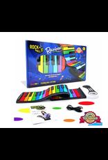MUKIKIM Rock N' Roll It! Rainbow Piano