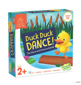 Peaceable Kingdom Duck Duck Dance! Game 2+