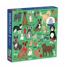 Mudpuppy Family Puzzle 500 pcs