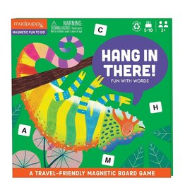 Mudpuppy Magnetic Board Games