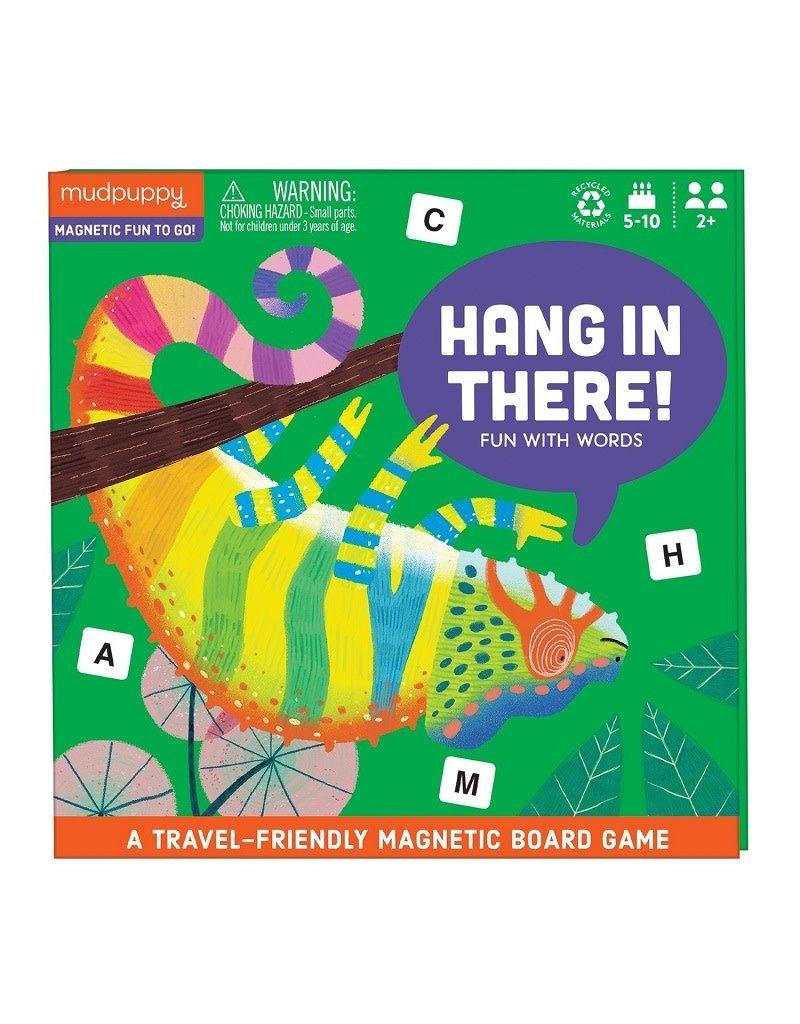 Mudpuppy Magnetic Board Games