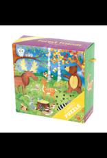 Mudpuppy Mudpuppy Jumbo Puzzle Forest Friends 2+