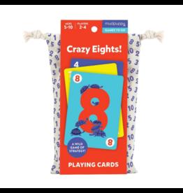 Mudpuppy Crazy Eights Cards To Go