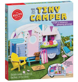 Klutz Make Your Own Tiny Camper 8+