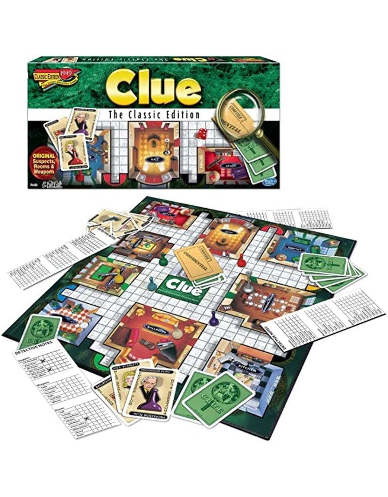 Clue Classic 8+