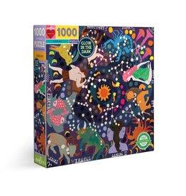 eeBoo Zodiac 1000 Piece Puzzle