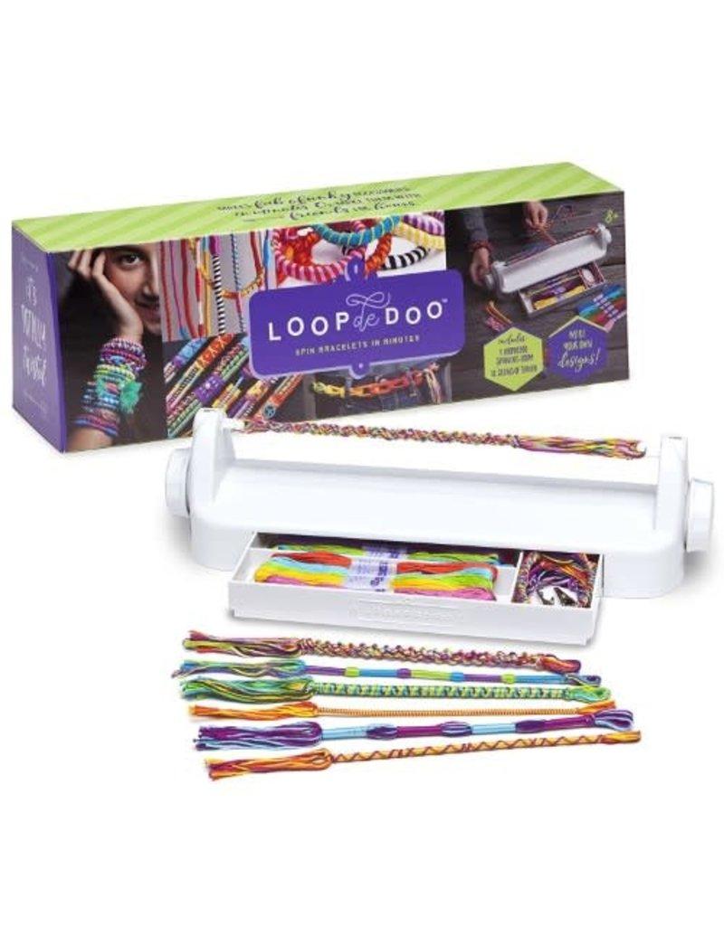 Ann Williams Group Loopdedoo Spinning Loom Original 8+