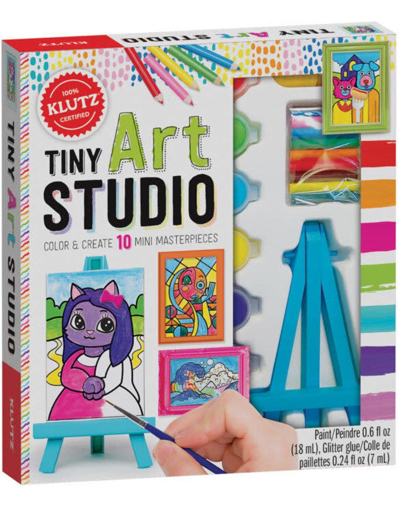 Klutz Tiny Art Studio 6+