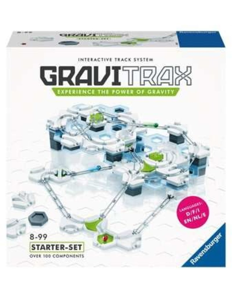 Ravensburger GraviTrax Starter Set 8+