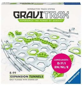 Ravensburger GraviTrax Expansion: Tunnels 8+