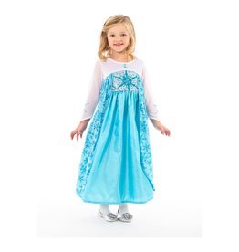 Little Adventures Ice Princess Dress Elsa