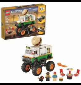 LEGO CREATOR 3 in 1- Monster Burger Truck
