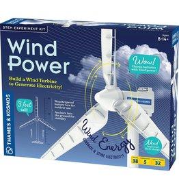 Thames & Kosmos Wind Power V4.0 8+