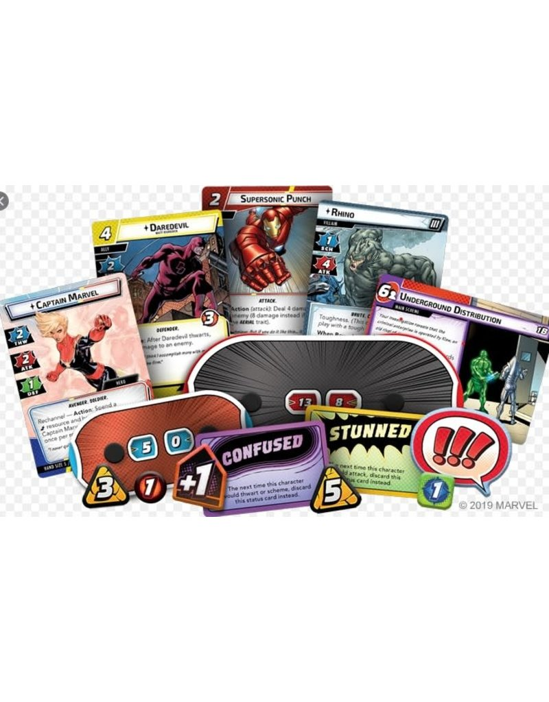 Marvel Champions, The Card Game 14+