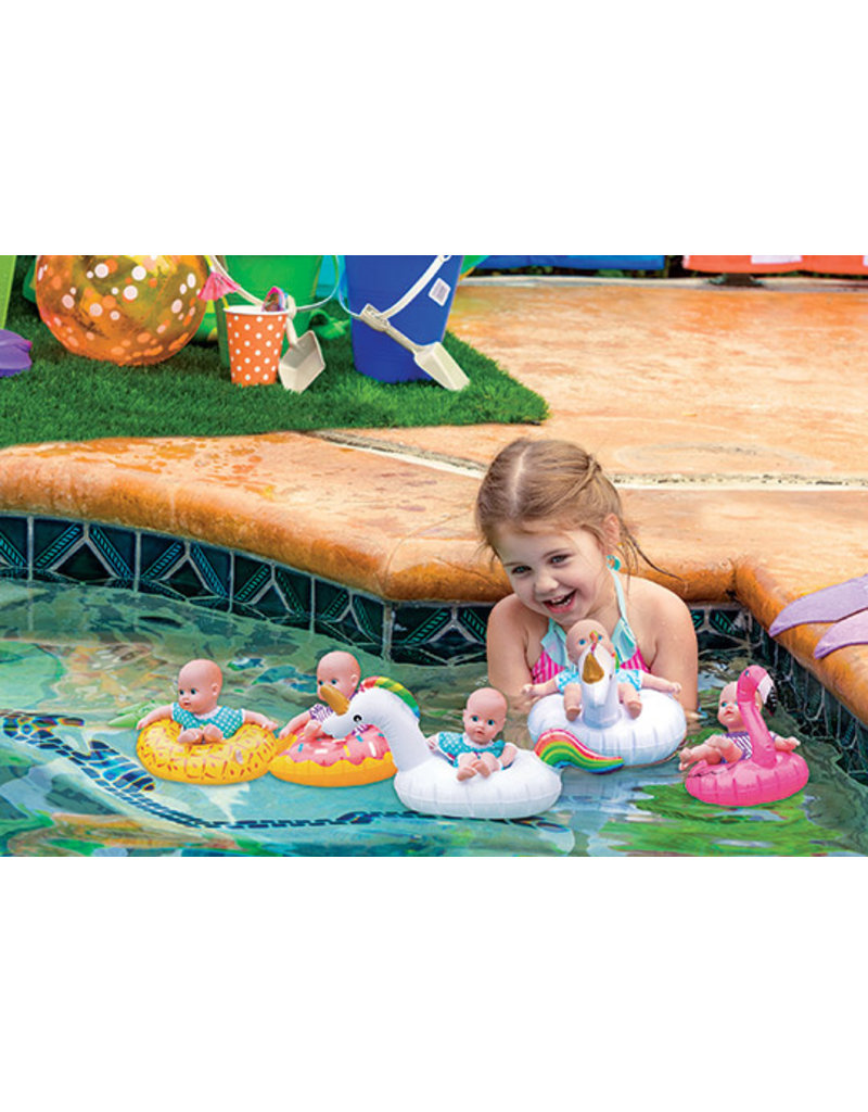 "Adora Dolls Splash Time Tots 8.5"" 1+"