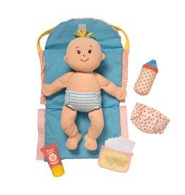 Stella Diaper Bag Set 1+