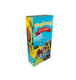 Blue Orange Games Kingdomino Expansion Age of Giants