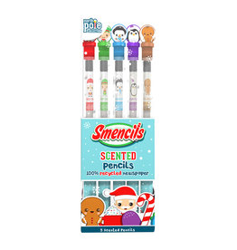 Scentco Smencils - Holiday 5 Pack