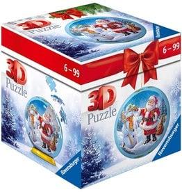 Ravensburger 3D Christmas Puzzle Ball