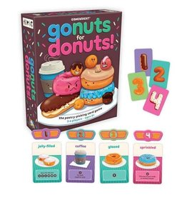 Go Nuts for Donuts 8+