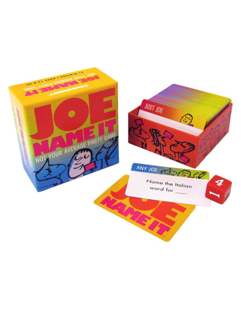 Joe Name It 12+