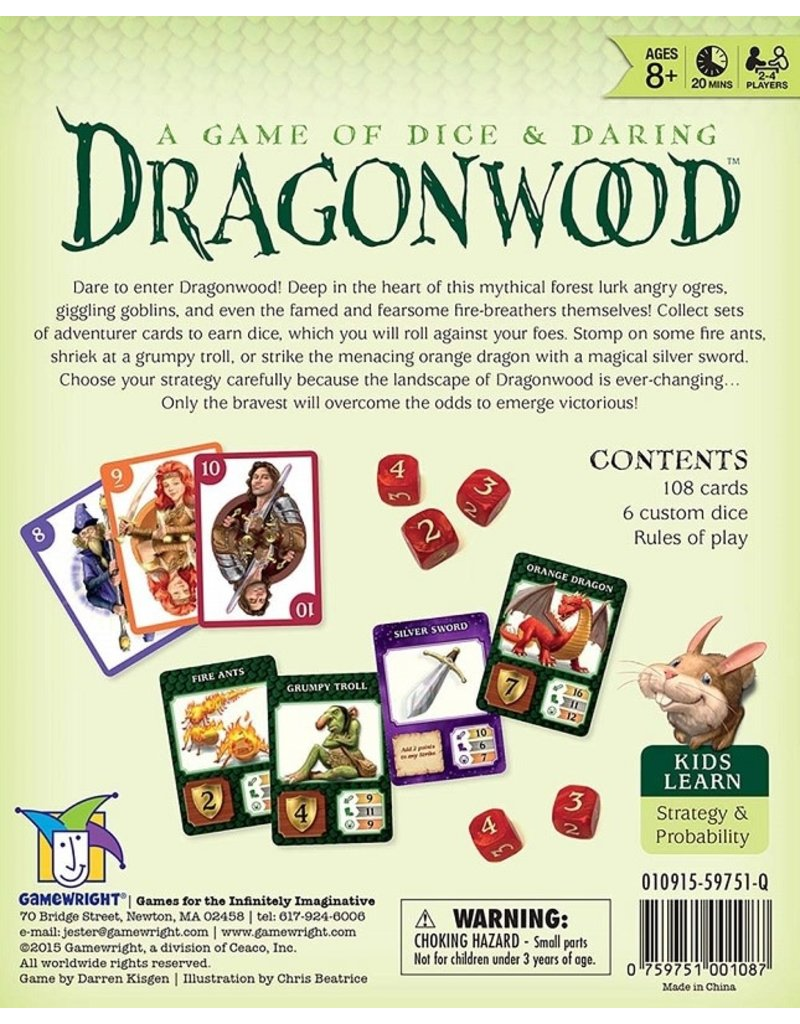 Dragonwood 8+