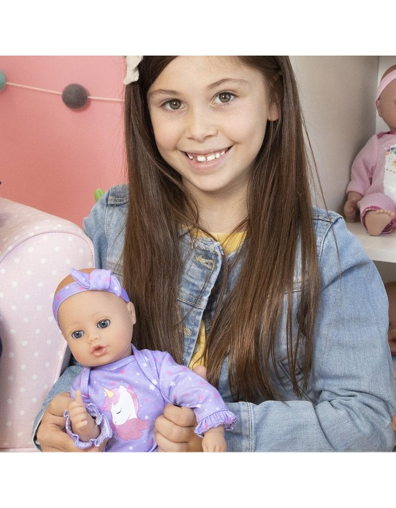 """Adora Dolls Play Time Baby Doll 13"""""""