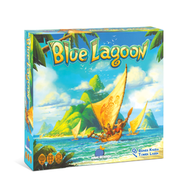 Blue Lagoon 2-4 players 8+