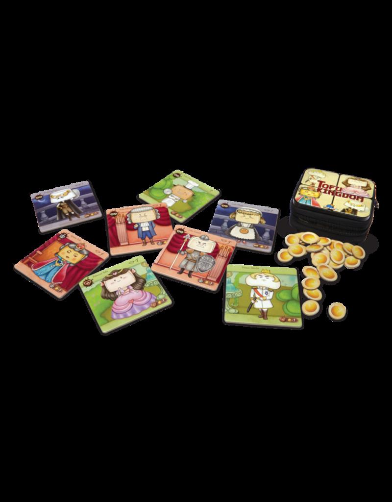 Tofu Kingdom 3-8 players 10+