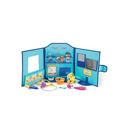 eeBoo Pretend & Play Pet Vet 3+