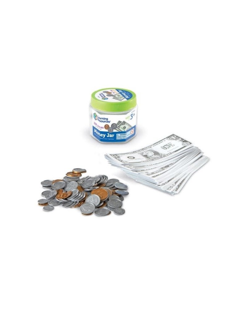 Play Money Jar 3+