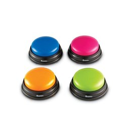 Learning Resources Answer Buzzers, Set of 4
