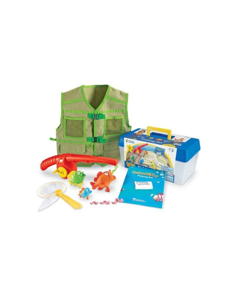 Fishing Set 3+