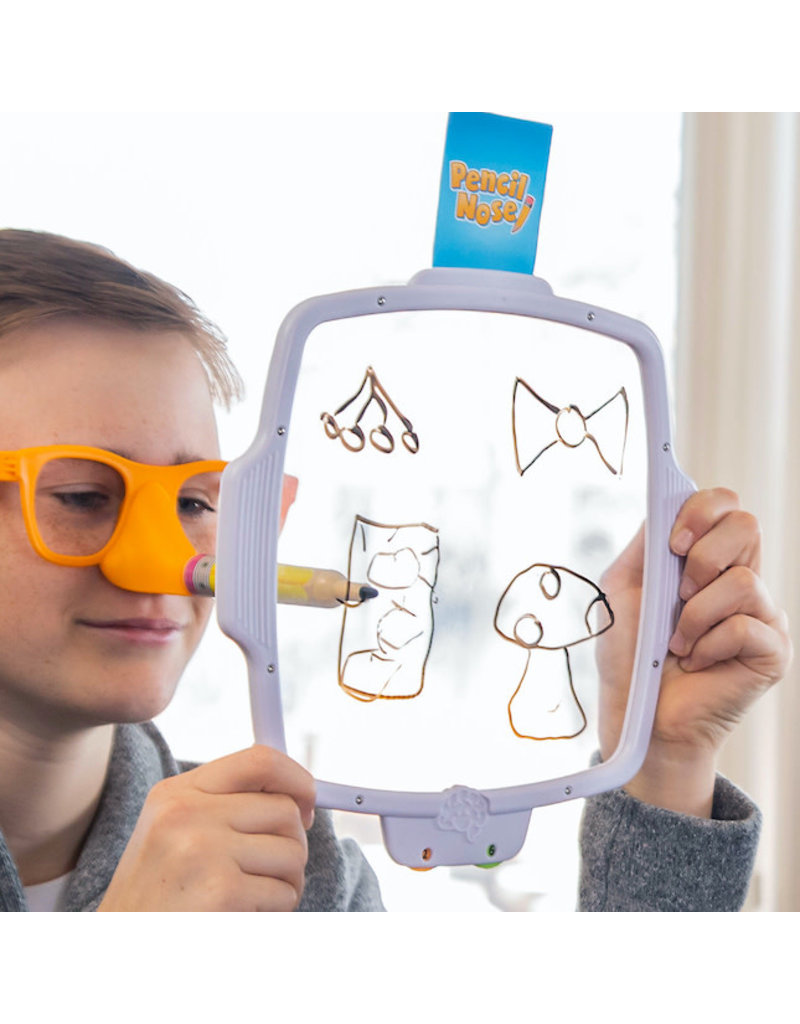 Pencil Nose 4+ players 8+
