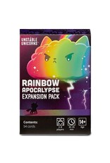 Tee Turtle Unstable Unicorns: Rainbow Apocalypse Expansion 14+