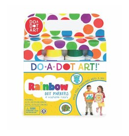 Do-A-Dot Art Do a Dot Paints 4 pack Rainbow 3+