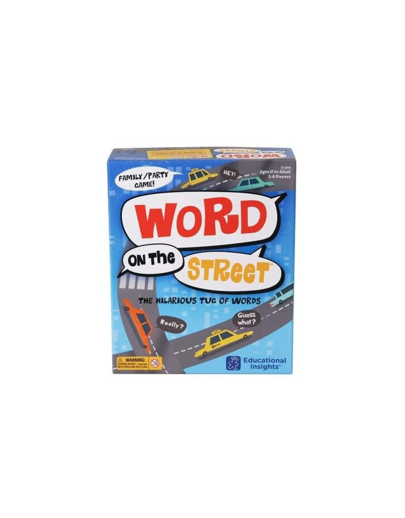 Educational Insights Word on the Street Junior 7+