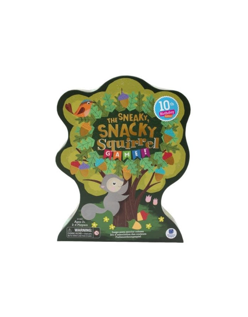 Sneaky Snacky Squirrel Game 3+